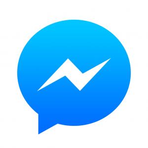Facebook Messenger app ikon