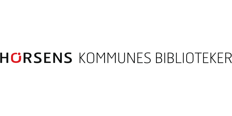 Logo for Horsens kommunes biblioteker