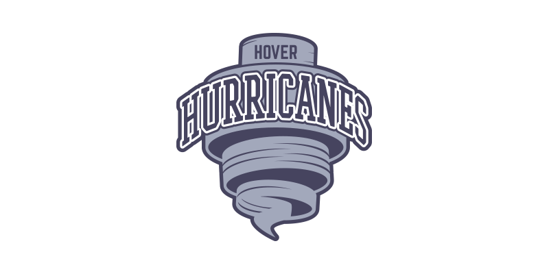Logo for Hover Hurricanes