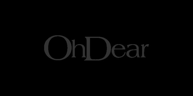 Logo for OhDear.dk